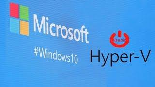 how to disable hyper-v   windows 10