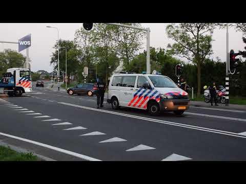 Grote politieactie in Naaldwijk