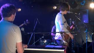 Masha Qrella with miaou - Bluebottle (Live in Tokyo 2012)