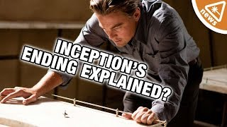 Has Inception's Mystery Ending Finally Been Solved? (Nerdist News w/ Jessica Chobot)