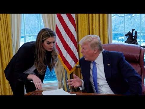 Hope Hicks Now in Spotlight Surrounding White House Domestic Abuse Scandal