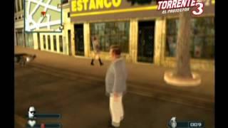 Torrente 3 -- Extras: El juego