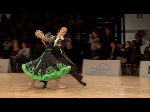 Finland Open 2014 | WDSF Youth Open Standard | Waltz | Final