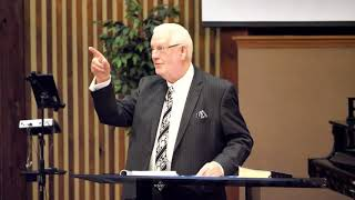 Passing The Baton - October 18 - Pastor Fred Doughty