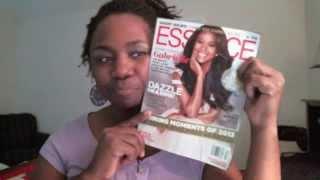 I am in Essence Magazine!