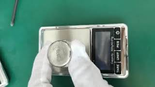 How To Calibrate Pocket Scale When Your Scale Is Unaccurate?