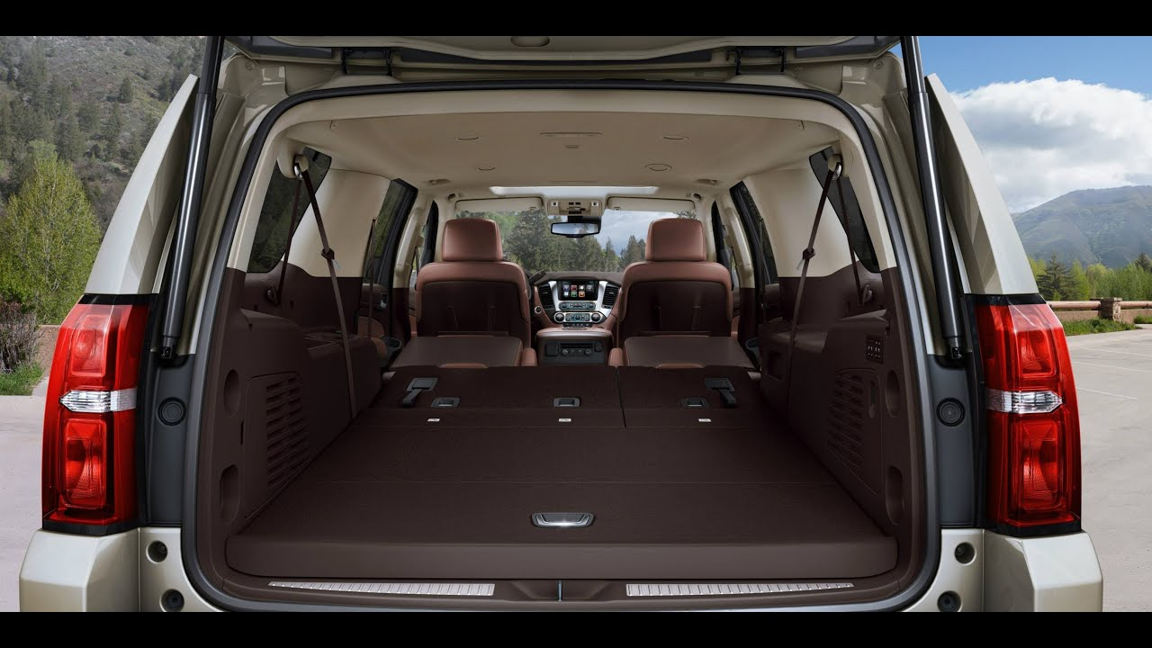 2015 gmc yukon 3rd row flat folding seats