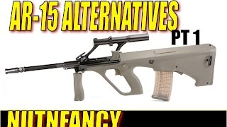 AR-15 Alternatives We Like...And Some We Don