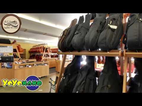 KC Strings Video Tour - 4 min no music