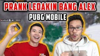 DUO YETI PRANK LEDAKIN BANG ALEX - PUBG Mobile