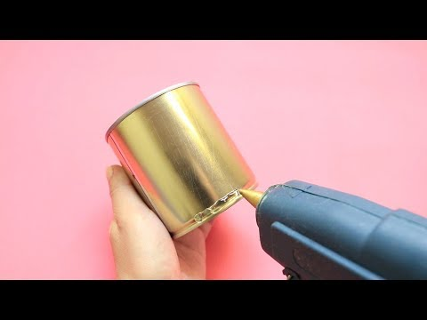 9 DIY SUPER EASY TIN CAN CRAFT IDEAS  || Tin Can Recycle Crafts