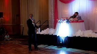 Mr. Vergara's Speech