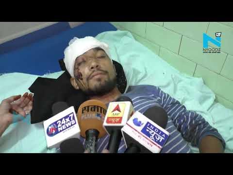 Bareilly :  तेल के टैंकर से टकराई Rajyarani Express, 1 की मौत
