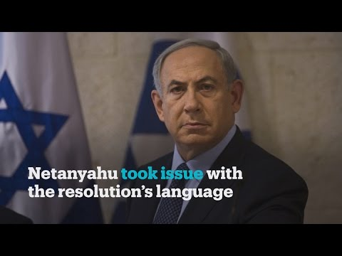 Why is Netanyahu angry at UNESCO?