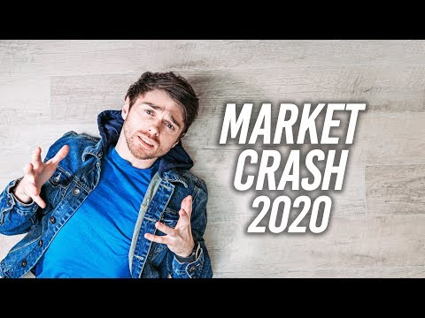 Stock Market Crash of 2020 - My Recession Plan
