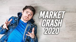 Stock Market Crash of 2020 - My Recession Plan