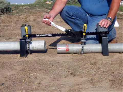 PVC Pipe Hand Tool -The PipeFitter