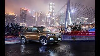 New Car: Changan Auto CS95 review