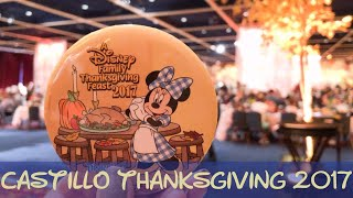 Disneyland Thanksgiving Buffet  2017