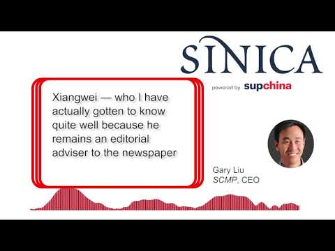 Gary Liu, CEO of the South China Morning Post