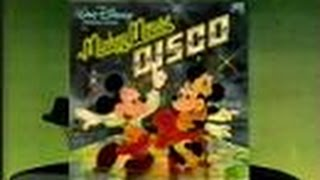 Mickey Mouse Disco (Record Offer, 1979)