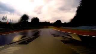 AT THE TRACK | Onboard lap in Donkervoort D8 GTO at Bilster Berg Drive Resort (wet conditions!)