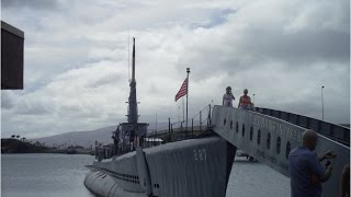Pearl Harbor Naval Base In Oahu Hawaii/Base Naval Pearl Harbor En Oahu Hawai(Part 3/Parte 3)