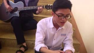 Trở về nơi đó guitar cover by Minh Thành, Quang Minh, Tùng Young