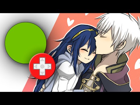 Super Smash Bros.: Robin and Lucina REACTION