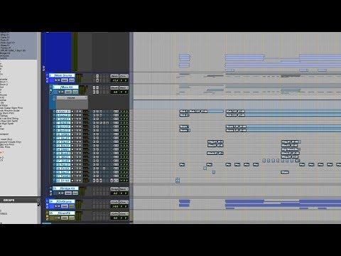 Avid Pro Tools Folder Tracks – NAMM 2020