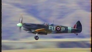 Spitfire - Ray Hanna Versus ME 109 - Mark Hanna New Zealand 1996