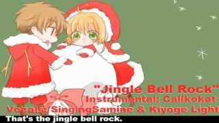 Jingle Bell Rock Duet Cover [SingingSamine & Kiyoge Light]