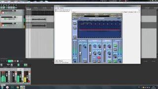 Уроки по Reaper №1: Как убрать шумы в голосовых дорожках трека? Очень просто!