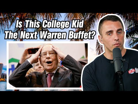 Anthony Pompliano: This College Kid Is Giving Warren Buffet A Run For His Money.