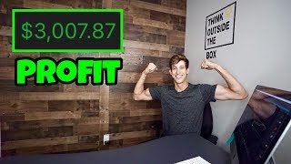 How I Made $3,000 Profit Day Trading UGAZ & DGAZ