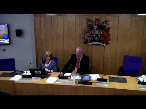 Audit Committee - 16th March 2017