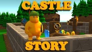 Сastle Story #1 - НАЧАЛО ВОЙНЫ