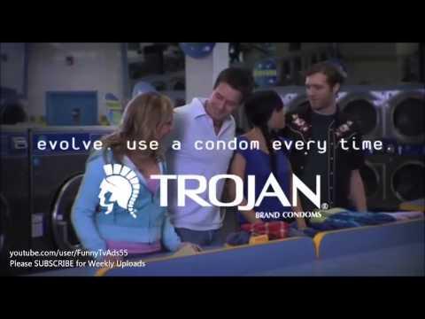 Best of Funny Trojan Condoms Commercials   1