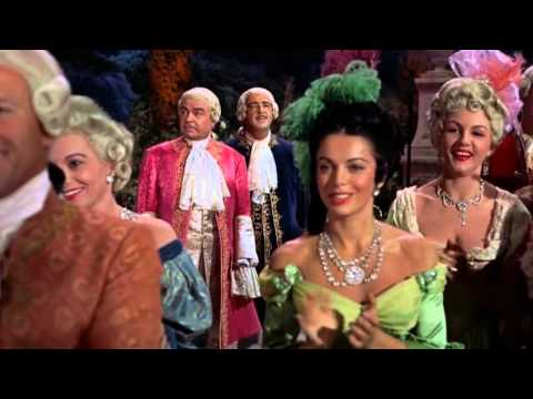 Alfred Hitchcock - To Catch A Thief - Costume Ball Scene