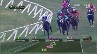 Vidéo de la course PMU PREMIO ECLIPSE DE LUNA
