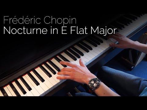Frédéric Chopin - Nocturne op.9-2 [HD]