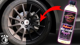 THE BEST WHEEL CLEANER : Auto Fanatic Wheel Cleaner (Review & DEMO) !!