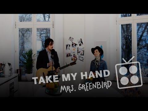 "Mrs. Greenbird ""Take My Hand"" bei MG KITCHEN TV"