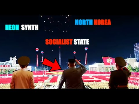 Neon Synth Socialist State