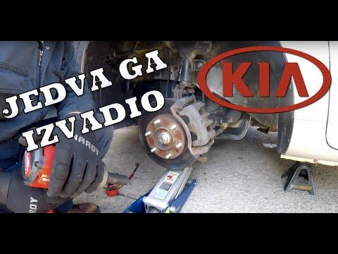 Kamion King - KIA, amortizeri i komšija
