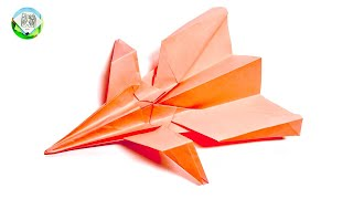 [페이퍼윙스] 최고의 종이비행기 접기 #4 슈퍼카나드 / 쉬운 종이비행기접는법 / BEST PAPER PLANE ORIGAMI / 허팽이