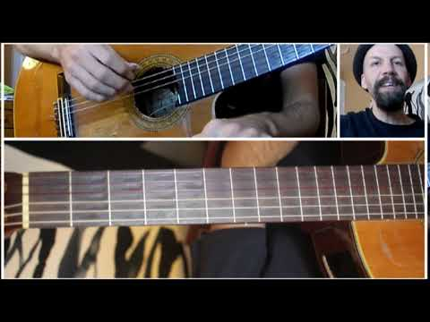 Happy (Pharrell Williams) Fingerstyle Tutorial