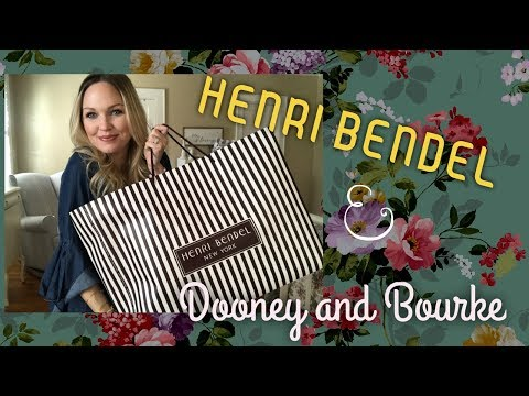 HENRI BENDEL||TRAIN CASE|TRAVEL CASE||DOONEY & BOURKE DISNEY