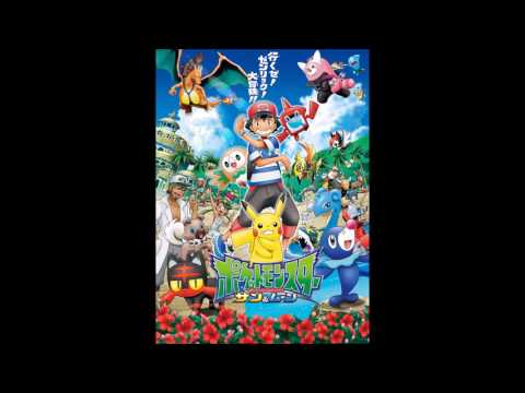 Pokémon Sun & Moon anime - Opening FULL (Alola!!) (DOWNLOAD)