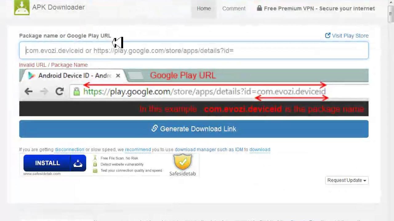 apk downloader for windows